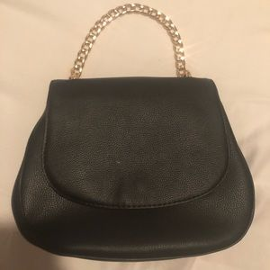 Black & Gold Purse